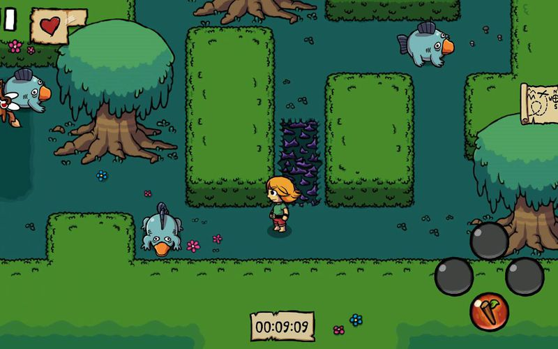 5 Game Android Alternatif Mirip The Legend of Zelda