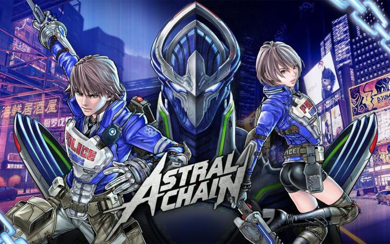 Tips Game Astral Chain