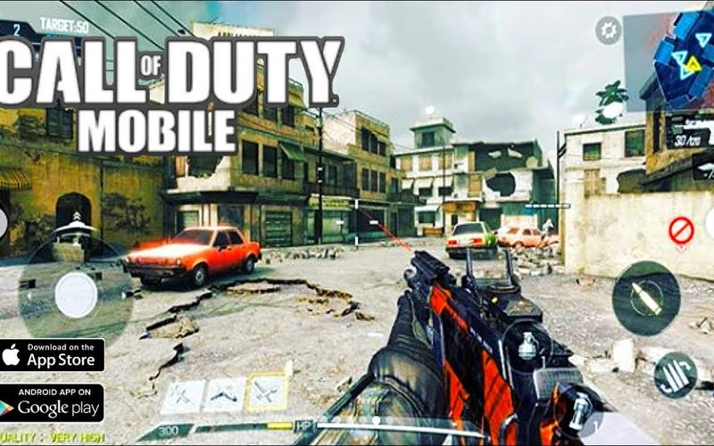 Cara Download Call of Duty Mobile di Android dan iPhone