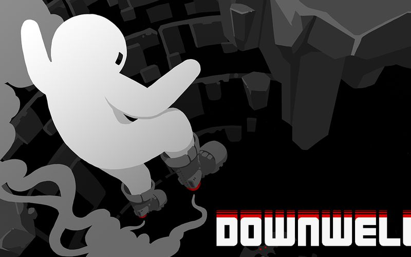 Downwell Akan Gratis Download dari 20 September