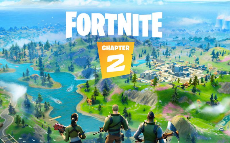 Panduan Bermain Fortnite Chapter 2