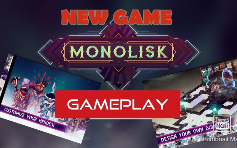 Games Terbaik Android Bad North, Super 80s World, MONOLISK