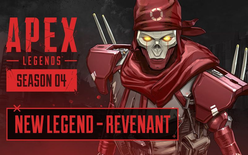 Revenant, Legend Baru Apex Legends, Bukan Forge.