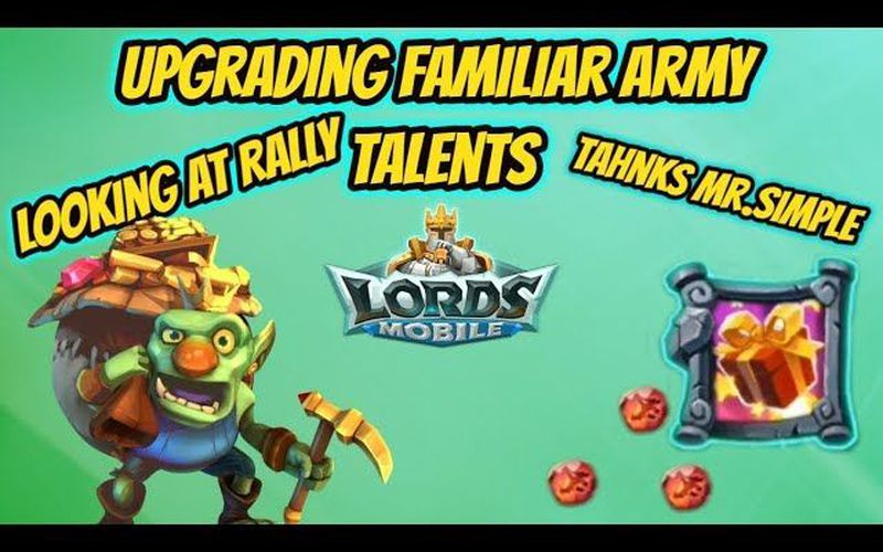 Update Terbaru Lords Mobile