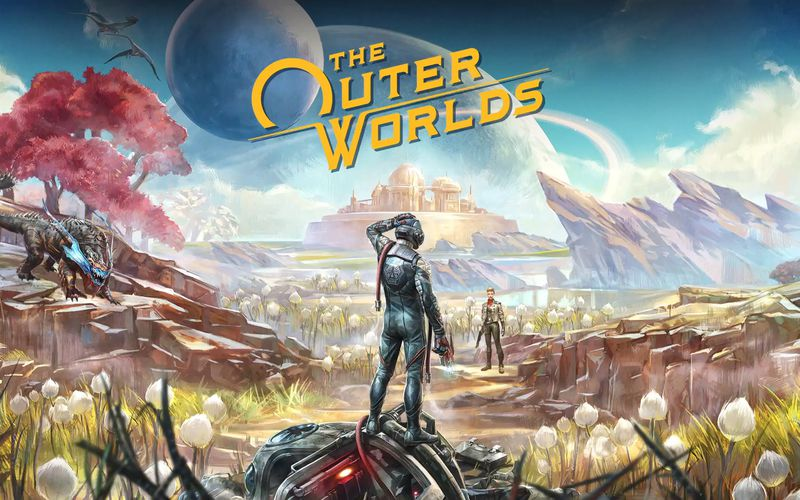 The Outer Worlds, Game RPG yang Siap Membawa Mu Keliling Antariksa