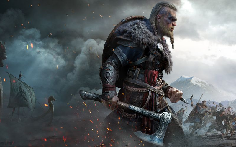 Assassin's Creed: Valhalla Rilis Trailer, Merinding !!!