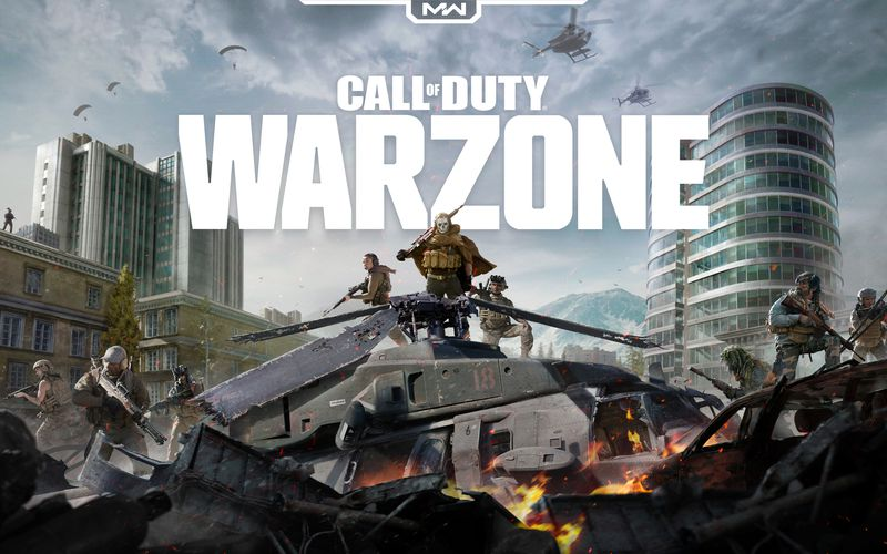Call of Duty : War Zone Dirilis, Free to Play!!!